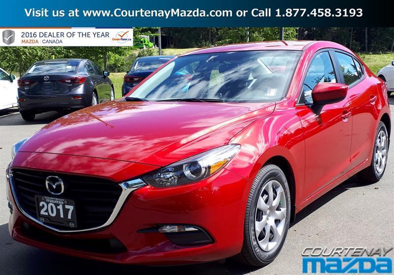 2017 Mazda 3 GX #17MZ39171