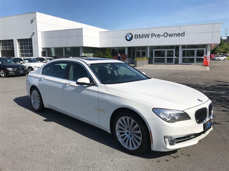 2013 BMW 7 Series 750Li xDrive #BP4428
