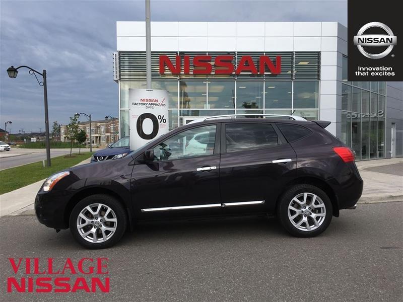 2011 Nissan Rogue SL AWD #70498A