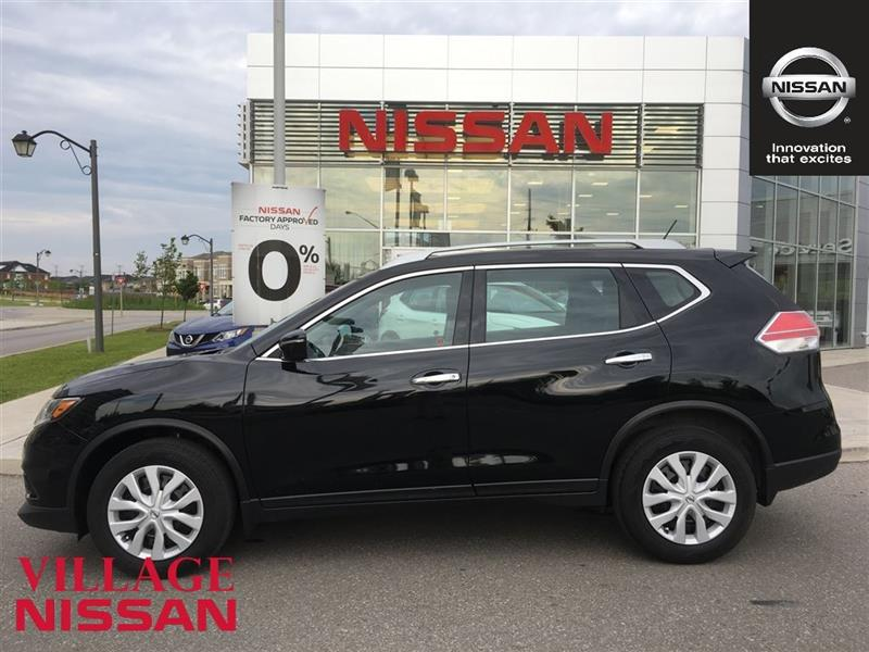 2014 Nissan Rogue S FWD #70634A