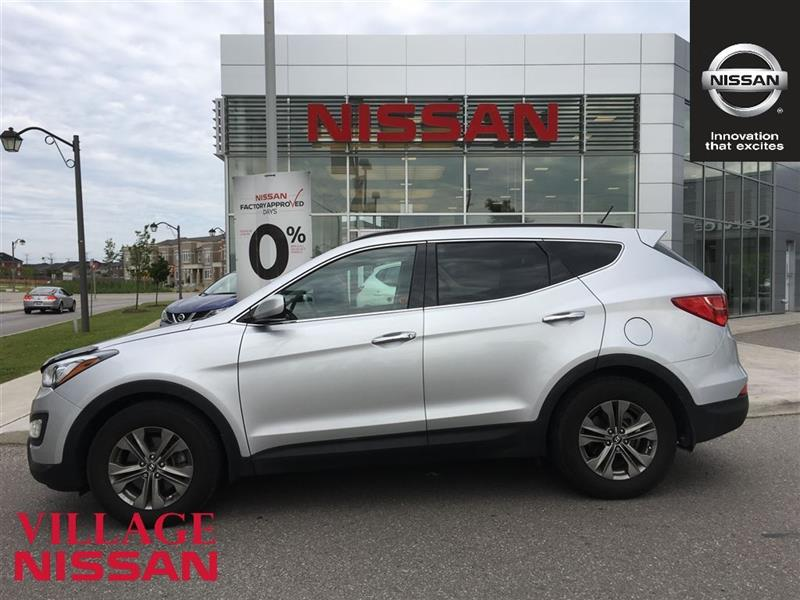 2014 Hyundai Santa Fe Sport 2.4 #70737A