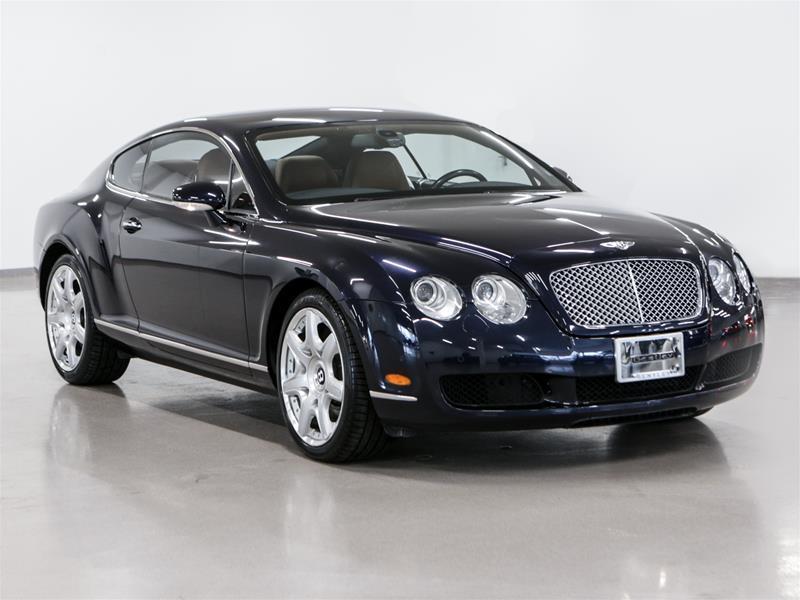 Bentley Continental 2007 GT #P1826