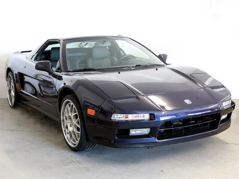 Acura NSX-T 1995 Coupe 4 SPD at PLEASE CALL 514 983 8000 #P1835
