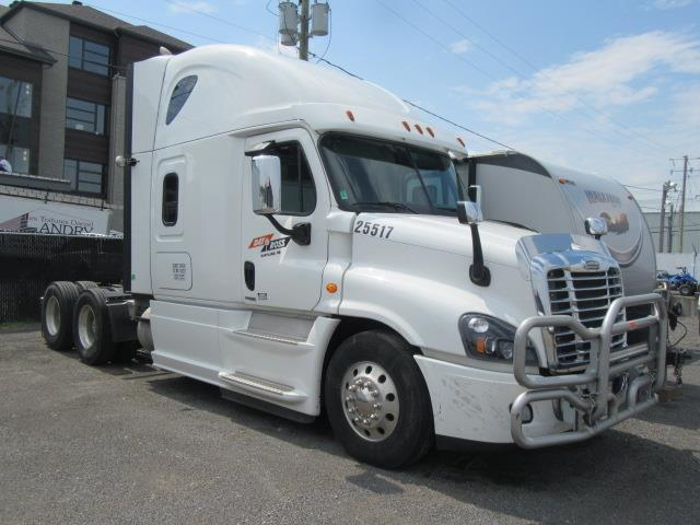 Freightliner Cascadia Evolution 2016 CASCADIA EVOLUTION #AS5520