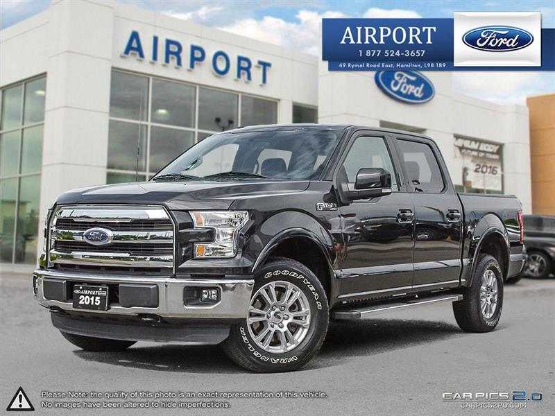 2015 Ford F-150 4WD SuperCrew 145 #0HL919
