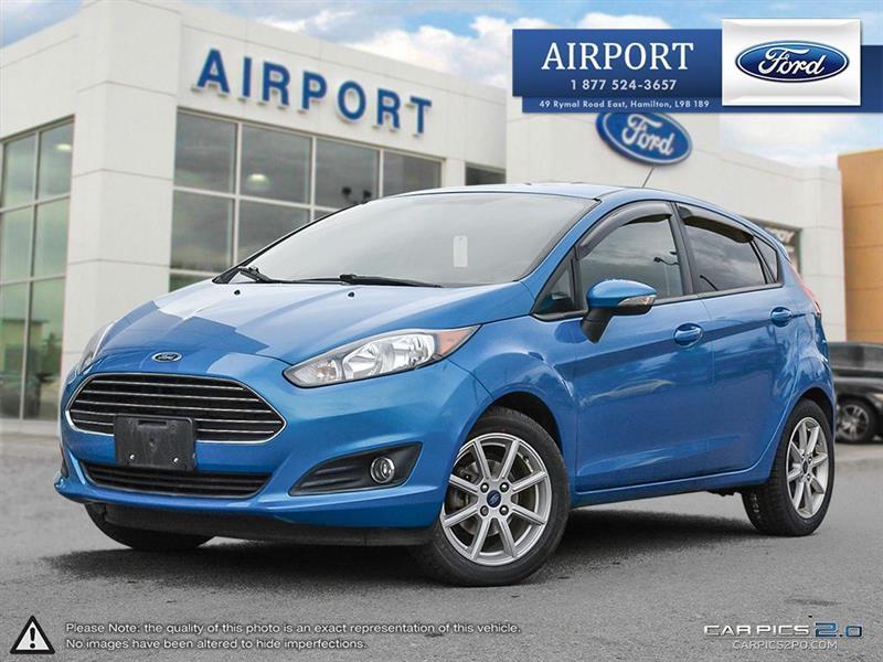 2014 Ford Fiesta 5dr HB SE #A70102