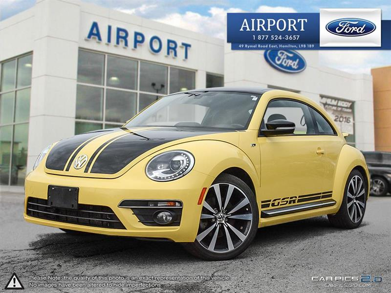 2014 Volkswagen Beetle Coupe 2dr Cpe 2.0L TSI DSG Sportline #A70796