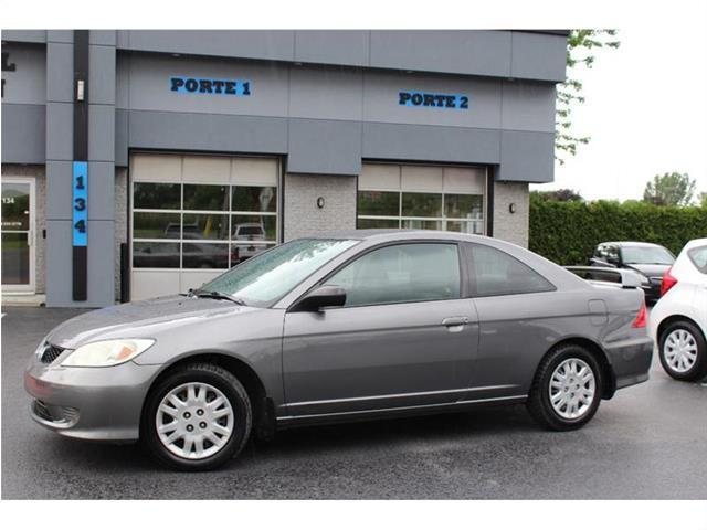 Honda Civic 2005 Coupe LX automatique (AC) #A6385