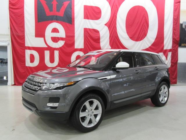 Land Rover Range Rover Evoque 2015 PURE PLUS #A6286