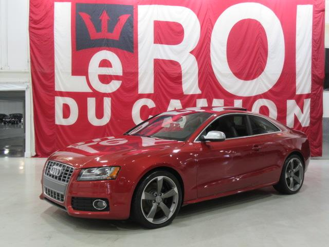 Audi S5 2011 S5 COUPE SPORT SELECT #A6304