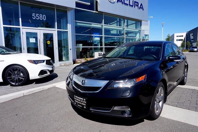 2013 Acura TL 4dr Sdn Auto SH-AWD w-Tech Pkg #756147A