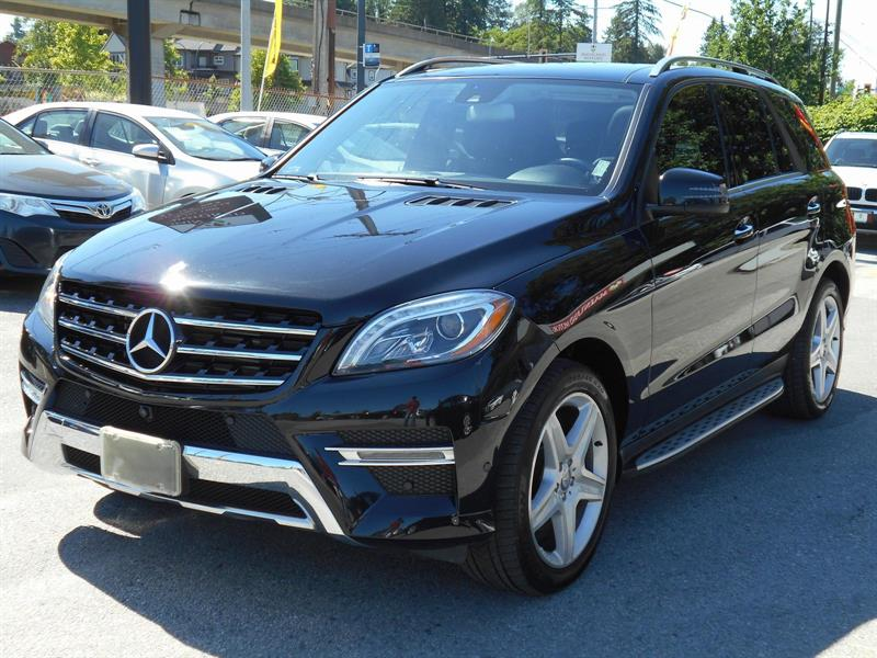 2014 Mercedes-Benz M-Class ML 350 BlueTEC #NG4283