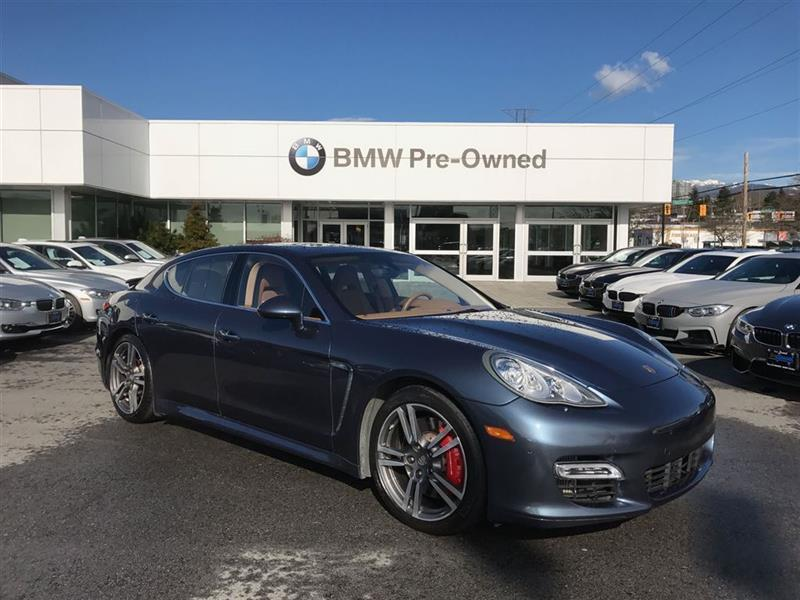2011 Porsche Panamera Turbo #BP411710
