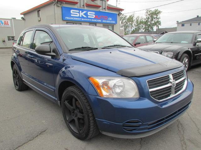 Dodge Caliber 2009 SXT #SKS-3801-