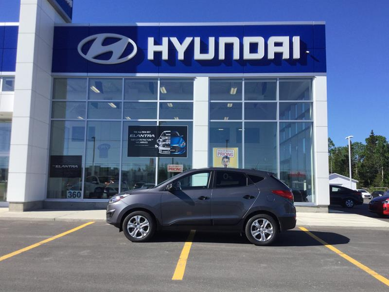 2014 Hyundai Tucson FWD 4dr GL #TU7071A