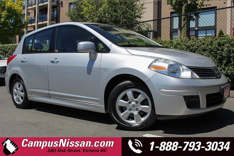 2009 Nissan Versa 1.8 S Hatchback #JN2513A