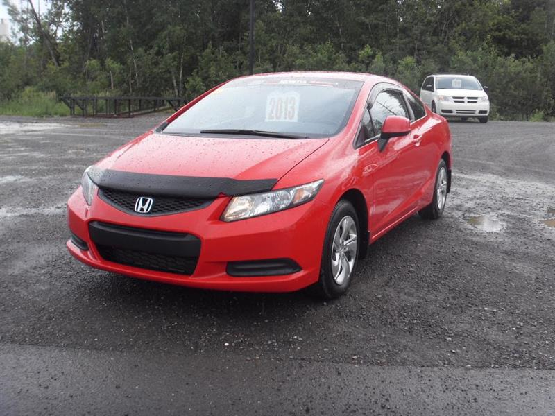 Honda Civic Coupe 2013 LX #H7650A