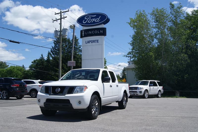 Nissan Frontier 2012 4WD Crew Cab LWB #17647A