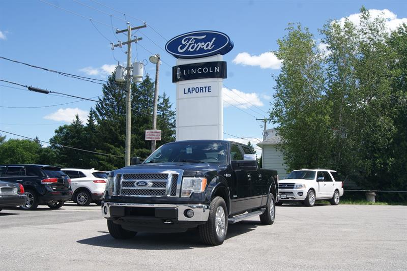 Ford F-150 2012 LARIAT #17589A