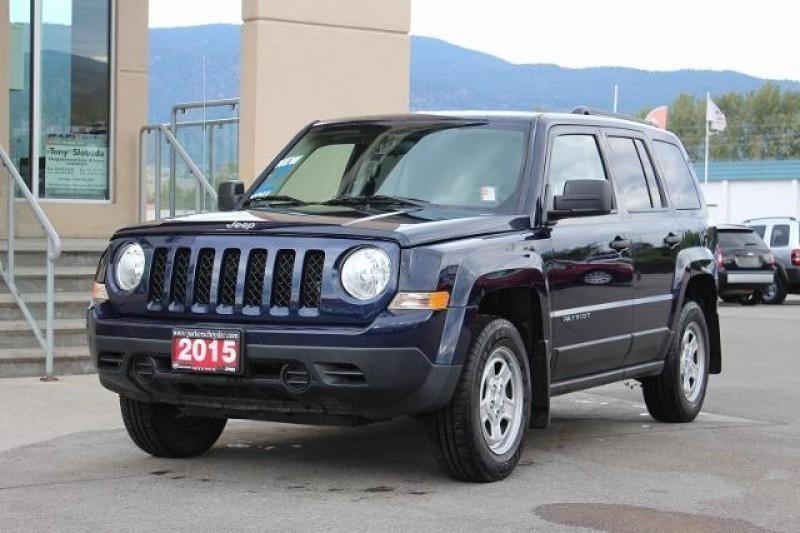 2015 Jeep Patriot Sport 4X4 #16383-DA