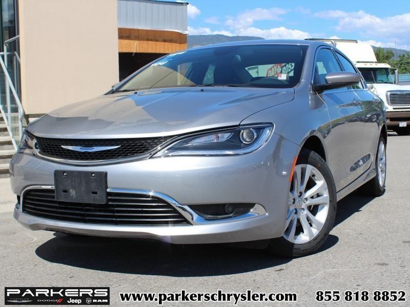 2016 Chrysler 200 Limited #P0059