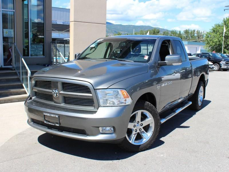 2012 Ram 1500 Sport  - Bluetooth -  power se #17015D