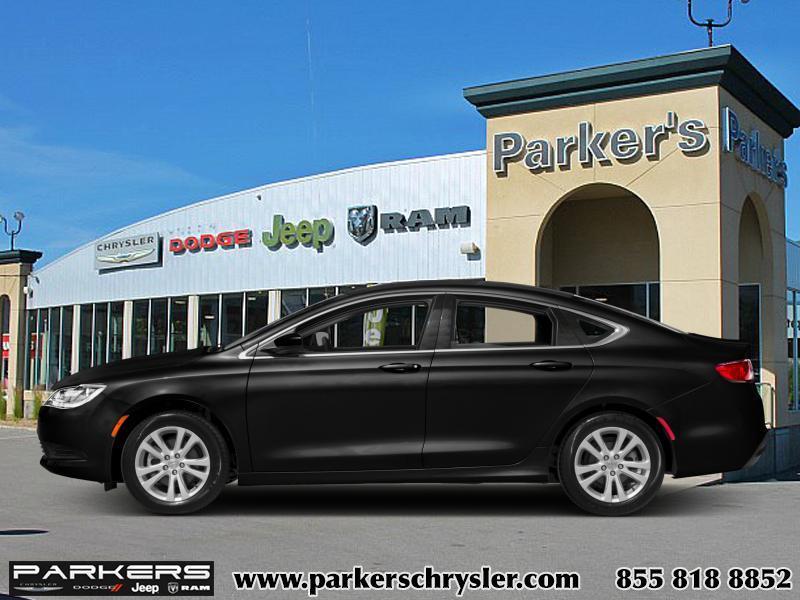 2016 Chrysler 200 LX #P0064A