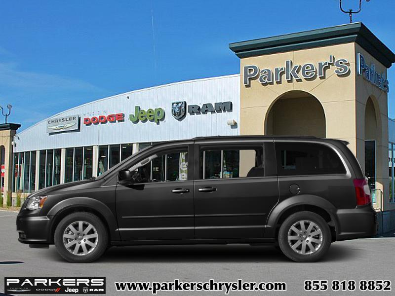 2016 Chrysler Town & Country Touring-L  - Leather Seats - #B2764
