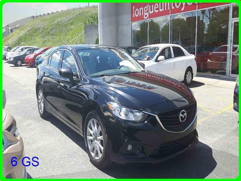 Mazda 6 2014 GS #11474A