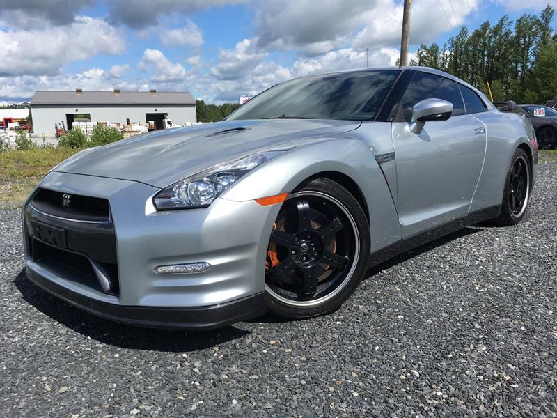Nissan GT-R 2014 Black Edition