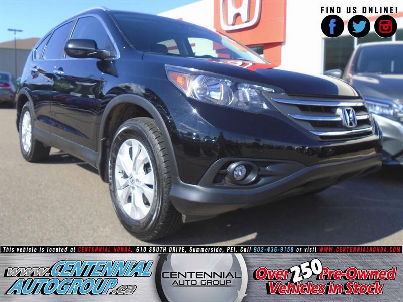 2013 Honda CR-V Touring #8543A