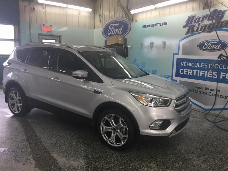 Ford Escape 2017 Titanium 4WD #31379A