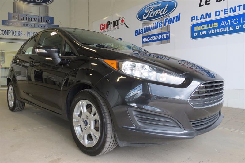Ford Fiesta 2014 HACHBACK AUTOMATIQUE MAGS. #170385A
