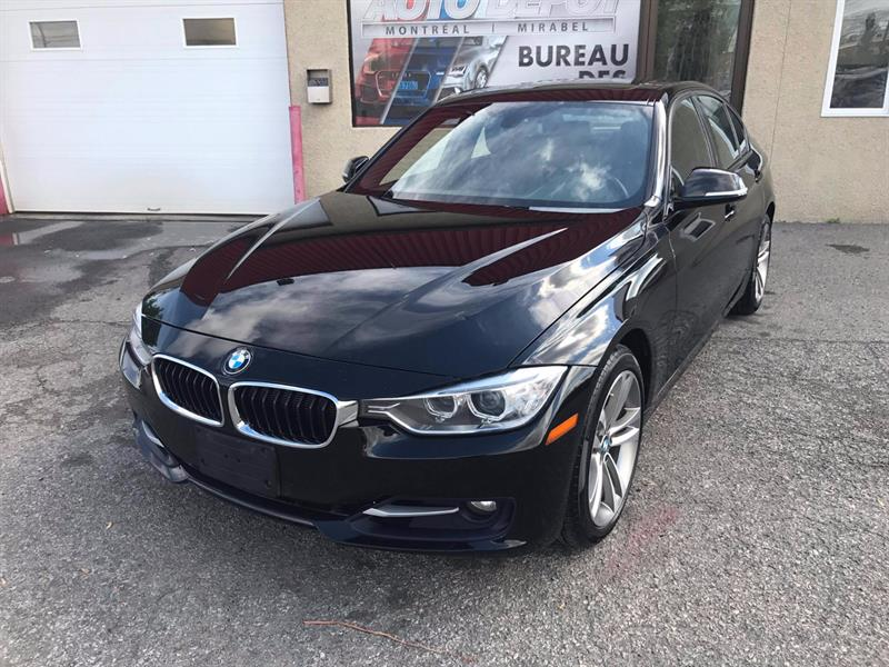 BMW 3 Series 2013  328i xDrive Sport package #5899