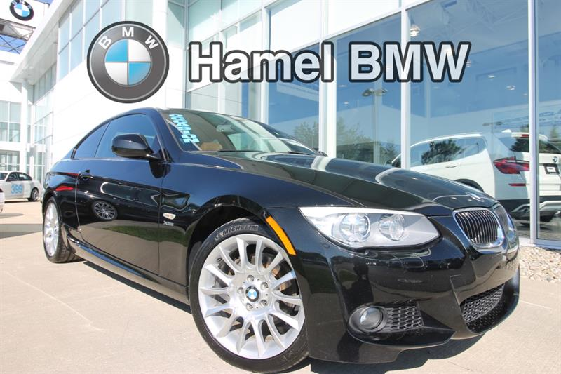 BMW 3 Series 2013 2dr Cpe 328i xDrive AWD #U17-141