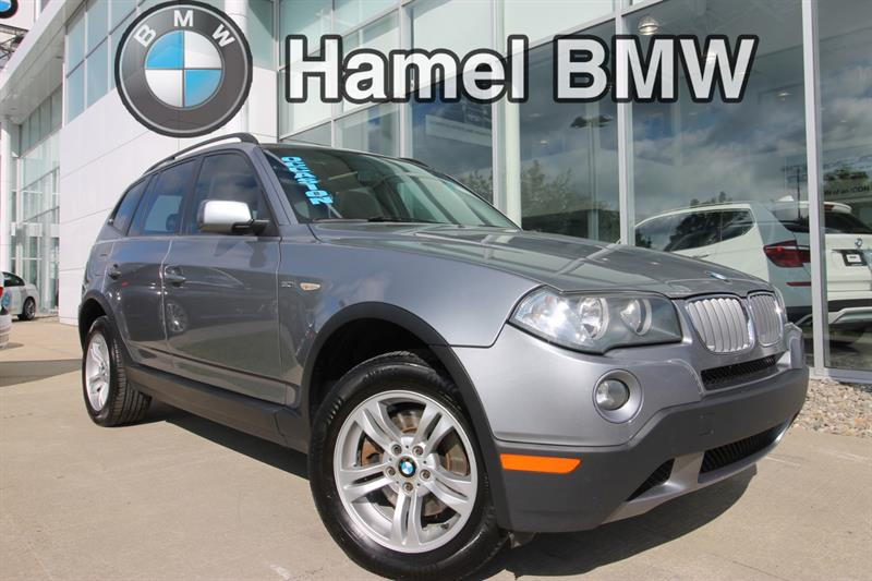 BMW X3 2008 AWD 4dr 3.0i #17-544a