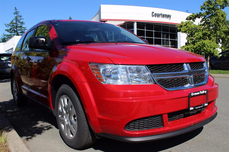 2016 Dodge Journey FWD 4dr Canada Value Pkg #P2017