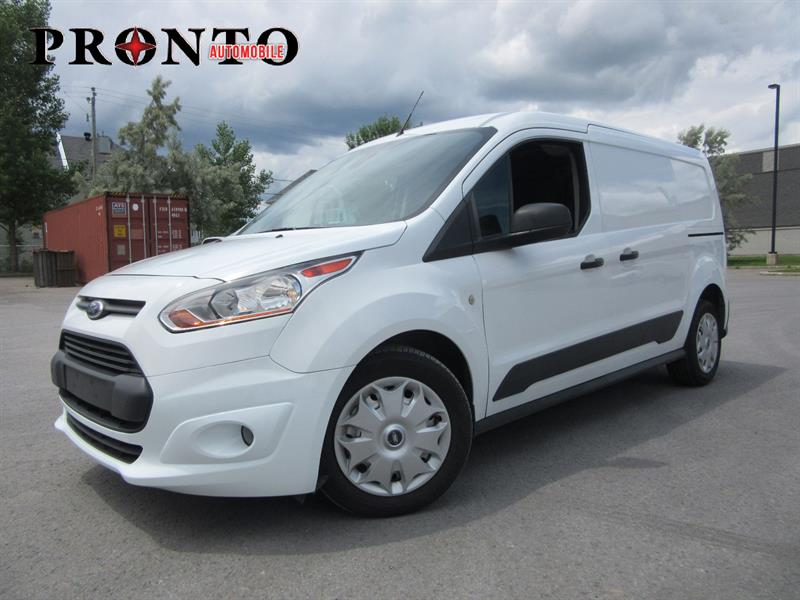 Ford Transit Connect 2014 XLT w-Dual Sliding Doors Cargo ** BLuetooth ** #3393