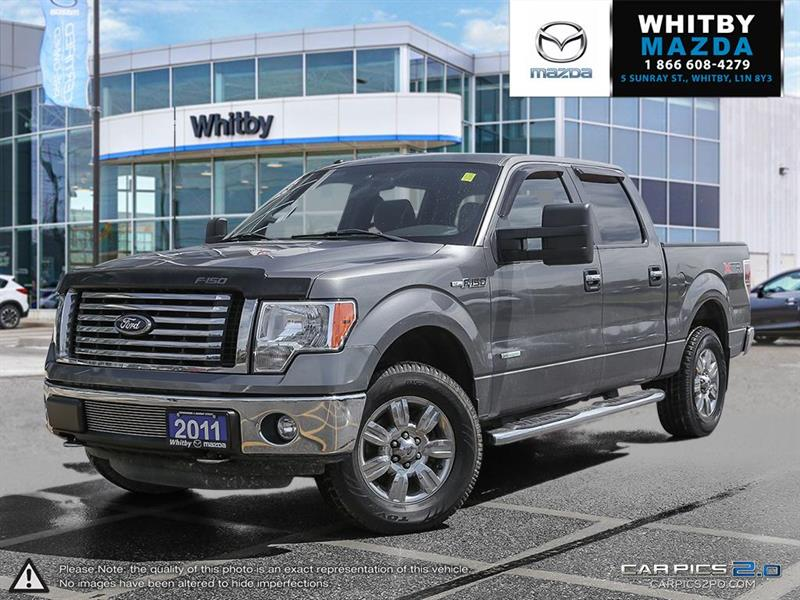 2011 Ford F-150 4WD SuperCrew #170359A