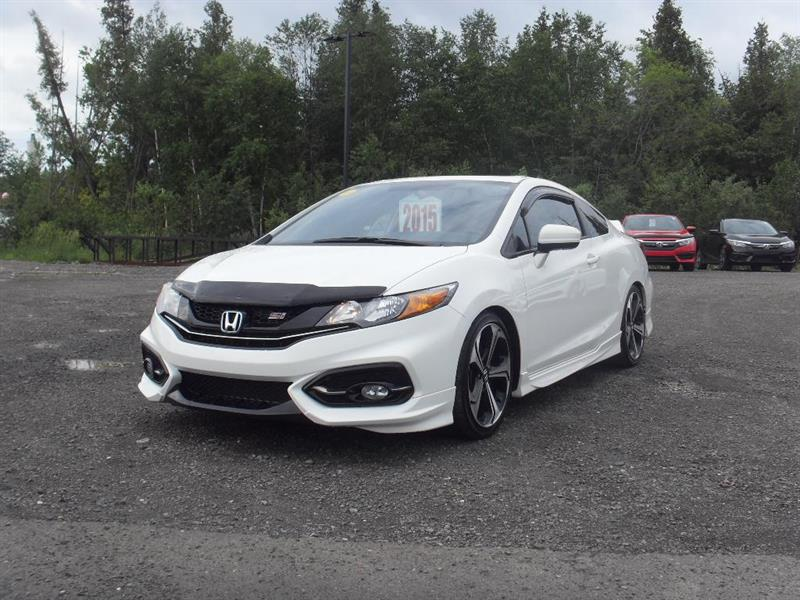 Honda Civic Coupe 2015 SI #H7594B