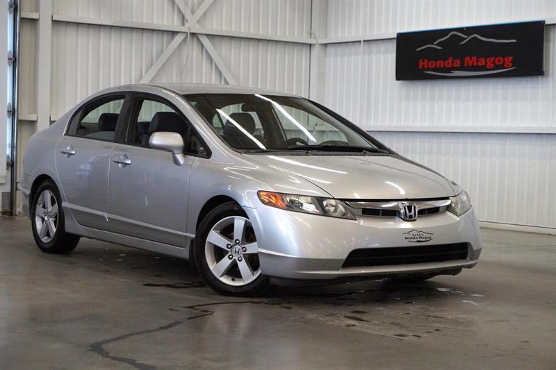 Honda Civic 2007 LX #M0423