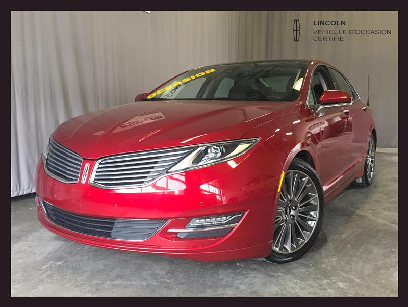Lincoln MKZ 2013 4dr Sdn V6 AWD #c6314