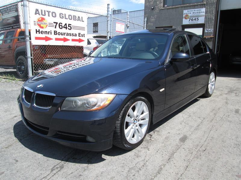 BMW 3 Series 2006 4dr Sdn 325i,TOIT,MAN 6 VIT, #19-3212