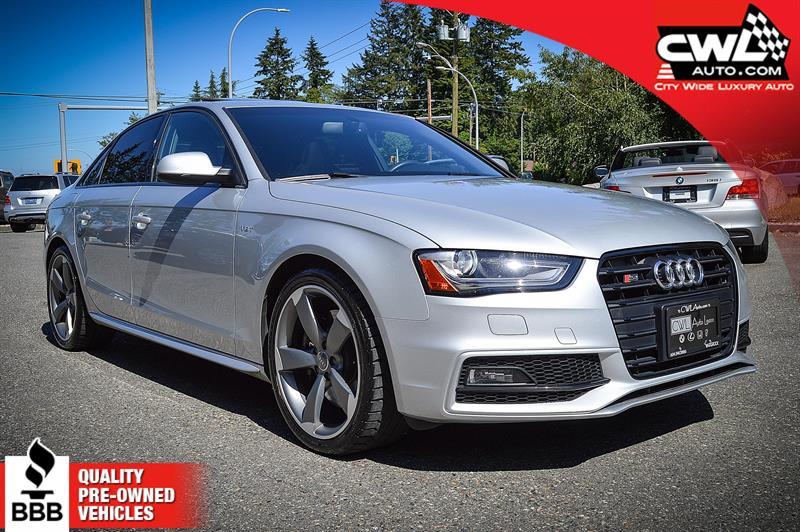 2014 Audi S4 Premium Plus - Progressiv #CWL7933M