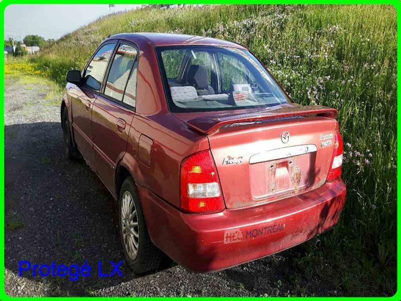 Mazda Protege 2002 LX #370647B