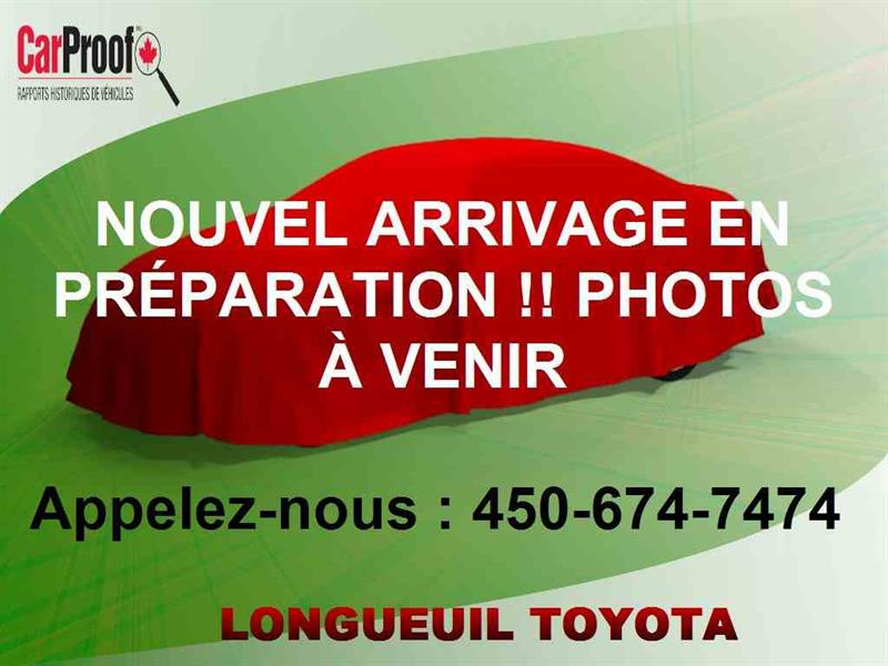 Toyota Camry 2012 LE #11472A