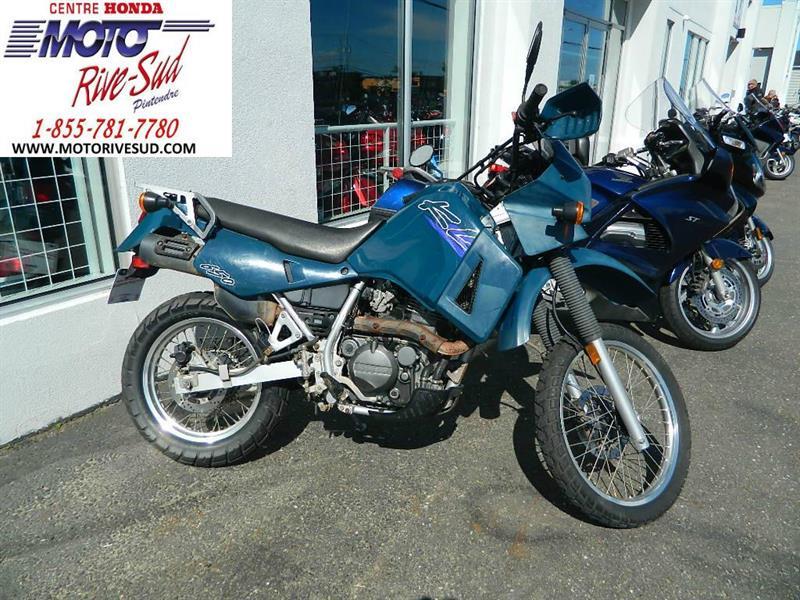 Kawasaki KLR 650 1998