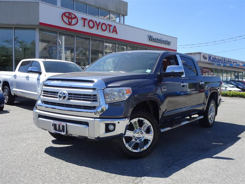 2014 Toyota Tundra Platinum 1794 Edition #P6322T