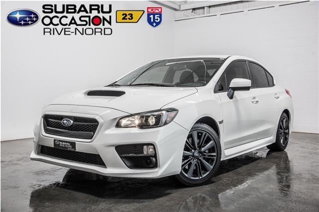 Subaru WRX **BAS.KM** 2017