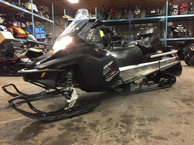 Ski-Doo Expedition 1200 LE 2012
